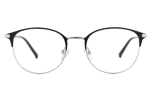 Metal Frame Clean Lens Blue Light Blocking Computer Glasses- DC2036