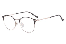 Load image into Gallery viewer, Metal Frame Clean Lens Blue Light Blocking Computer Glasses- DC2036
