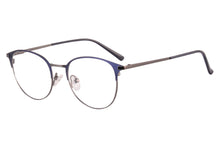 Load image into Gallery viewer, Metal Frames Clean Lens Anti Blue Light Reading Glasses- DC2036