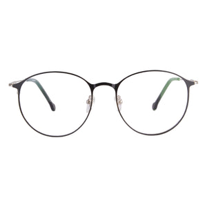Metal Frames Clean Lens Anti Blue Light Myopia Glasses- L701