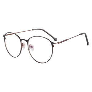 Metal Frames Anti blue lens Progressive Multifocus Reading Glasses-L701