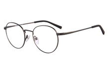 Load image into Gallery viewer, Round Frames Anti blue lens Progressive Multifocus Reading Glasses-mm609