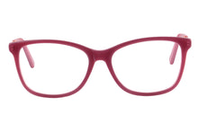 Load image into Gallery viewer, Women Acetate Frames Clean Lens Anti Blue Light Myopia Glasses- RD142