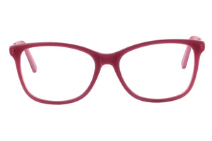 Women Acetate Frames Clean Lens Anti Blue Light Myopia Glasses- RD142