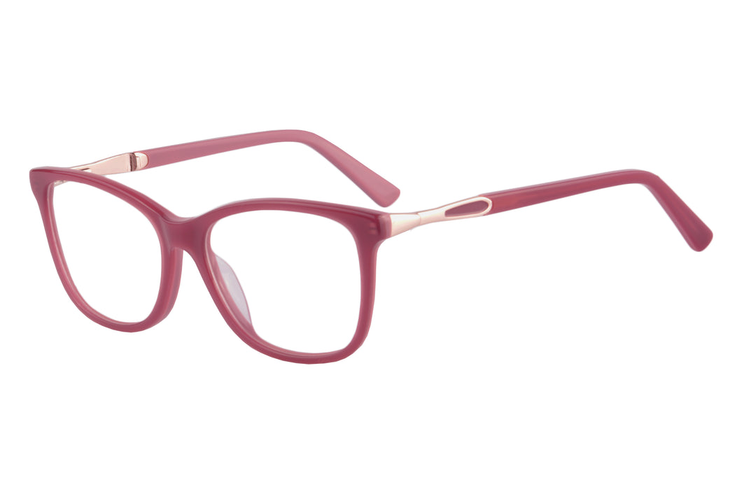 Women Acetate Frames Anti Blue Light Progressive Multifocus Reading Glasses- RD142