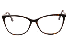 Load image into Gallery viewer, Women Acetate Frames Clean Lens Anti Blue Light Reading Glasses- RD150