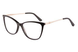 Women Acetate Frames Clean Lens Anti Blue Light Reading Glasses- RD150