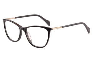 Women Acetate Frames Clean Lens Anti Blue Light Reading Glasses- RD153