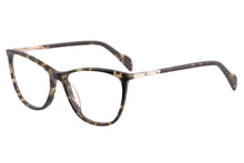 Load image into Gallery viewer, Women Acetate Frames Clean Lens Anti Blue Light Reading Glasses- RD153