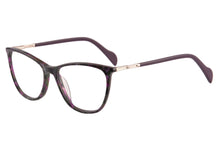 Load image into Gallery viewer, Women Acetate Frames Clean Lens Anti Blue Light Myopia Glasses- RD153