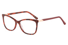 Load image into Gallery viewer, Women Acetate Frames Anti Blue Light Progressive Multifocus Reading Glasses- RD367