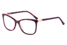 Load image into Gallery viewer, Women Acetate Frames Anti Blue Light Myopia Glasses- RD367