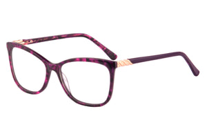 Women Acetate Frames Anti Blue Light Progressive Multifocus Reading Glasses- RD367