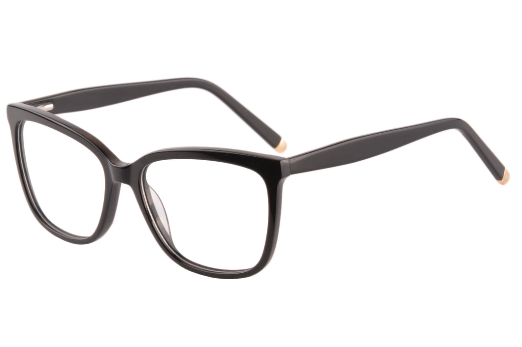 Acetate Frames Clean Lens Anti Blue Light Reading Glasses- RD377