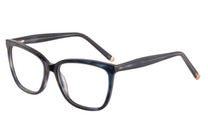 Acetate Frames Clean Lens Anti Blue Light Myopia Glasses- RD377