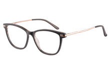 Load image into Gallery viewer, Women Acetate Frames Anti Blue Light Progressive Multifocus Reading Glasses- RD641