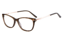 Load image into Gallery viewer, Women Acetate Frames Clean Lens Anti Blue Light Myopia Glasses- RD642