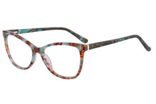 Load image into Gallery viewer, Women Acetate Frames Anti Blue Light Progressive Multifocus Reading Glasses- RD646