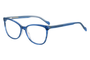 Acetate Frames Clean Lens Blue Light Blocking Computer Glasses- RD649