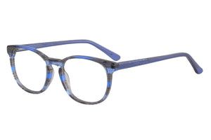 Acetate Frames Anti Blue Light Progressive Multifocus Reading Glasses- RD654