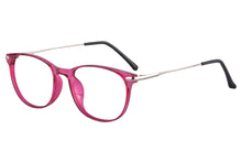 Load image into Gallery viewer, Ladies Frames Anti blue lens Light Reading Glasses- T6511