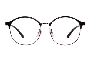Half Frames Clean Lens Blue Light Blocking Computer Glasses-T6621