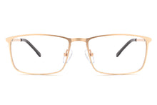 Load image into Gallery viewer, Metal Frames Clean Lens Anti Blue Light Myopia Glasses- VS7080