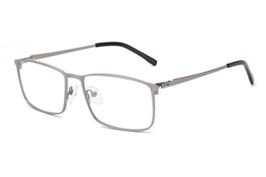 Metal Frames Clean Lens Anti Blue Light Myopia Glasses- VS7080