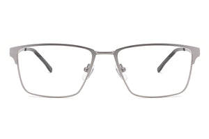 Metal Frames Clean Lens Anti Blue Light Reading Glasses- VS7082