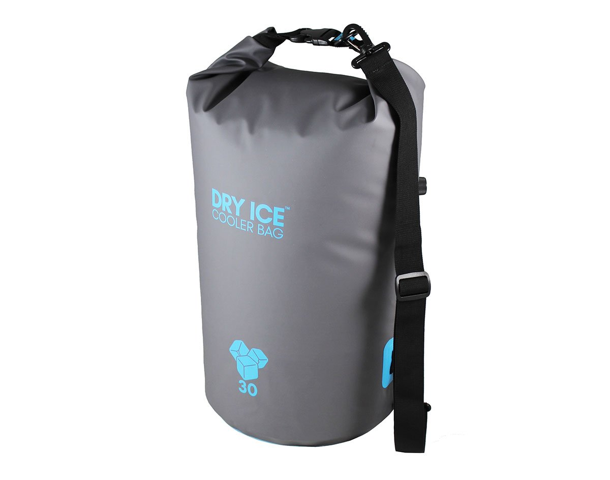 Dry Ice Cooler Bag - 30 Litres | AOD002GRY