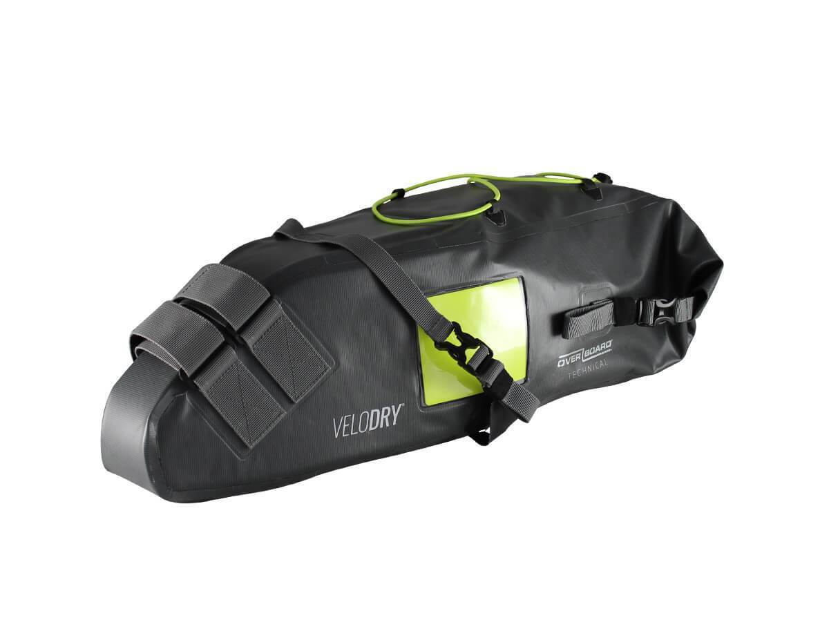 VeloDry Waterproof Saddle Bag - 17 Litres