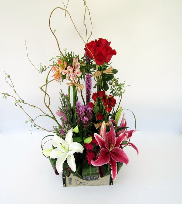 Tribute Floral Arrangements