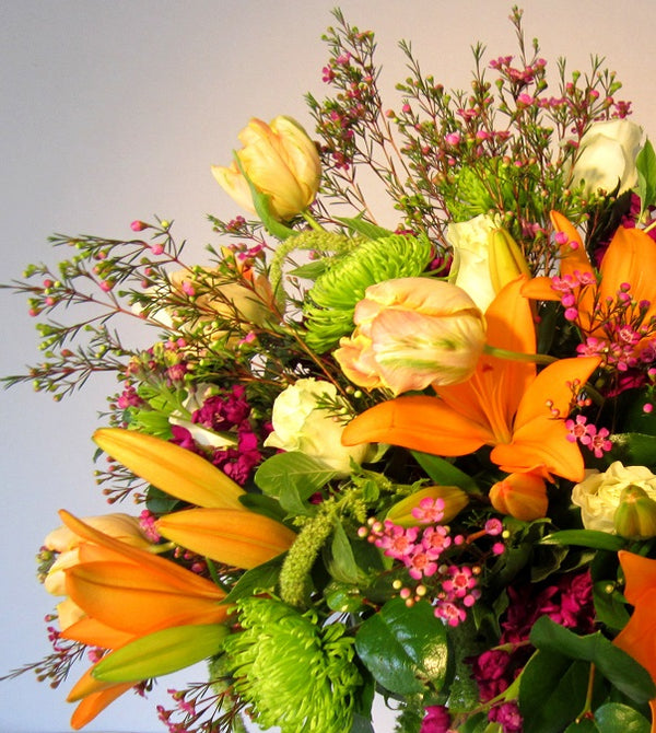 Order Tribute Flowers Online