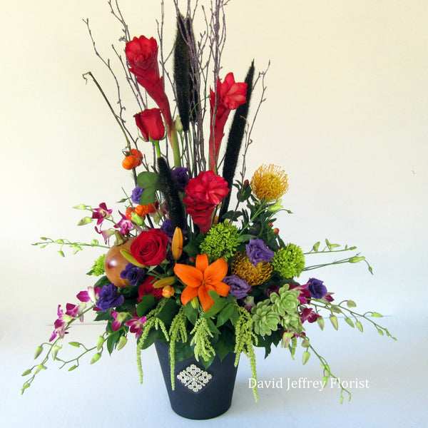 David Jeffrey's Black Magic Floral