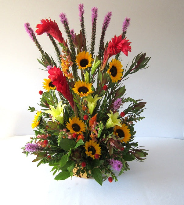 Tribute Flowers Online by David Jeffrey Florist
