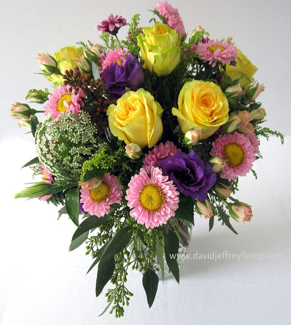 David Jeffrey's Celebration Flowers