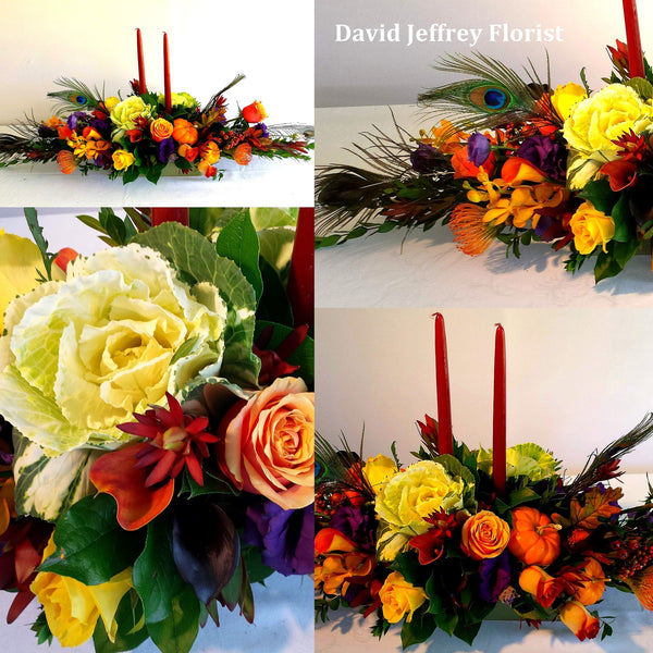 David Jeffrey's Thanksgiving Splendor
