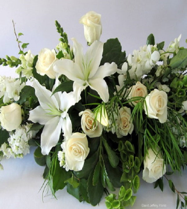 Clarity Contemporary Flowers by David Jeffrey Florist