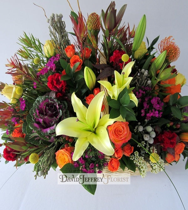 Tributes Flowers by David Jeffrey Florist