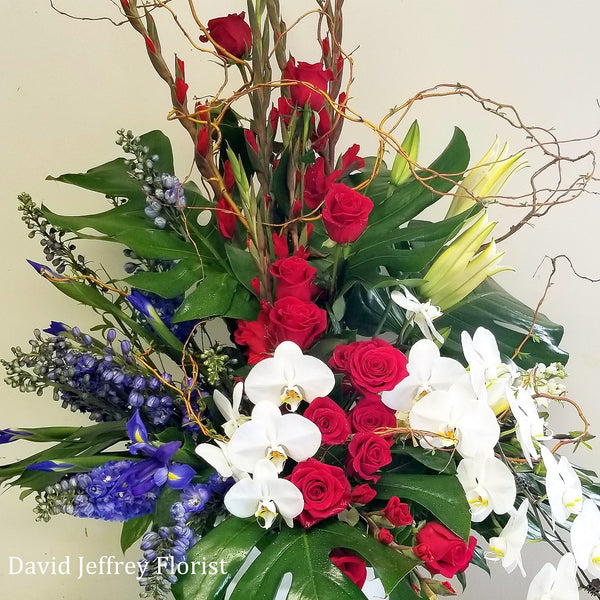 David Jeffrey's American Blooms