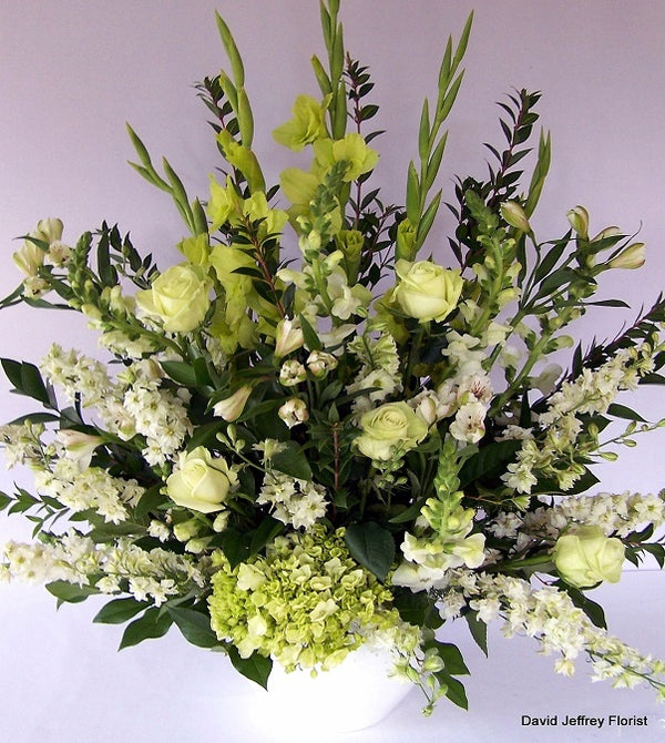 Flowers by David Jeffrey Florist