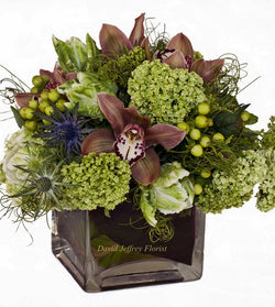 Emerald Florist  by DAVID JEFFREY FLORIST