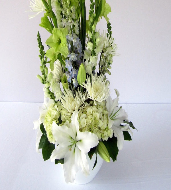 Tribute Flowers by David Jeffrey Florist