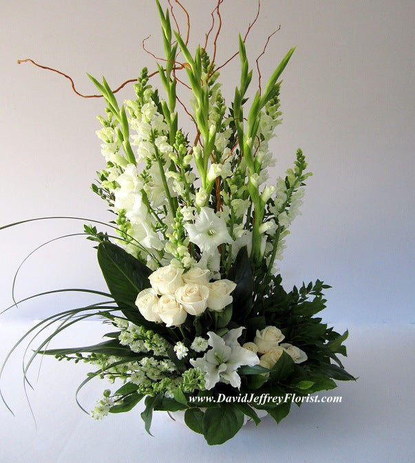 Eternally Yours By David Jeffrey Florist