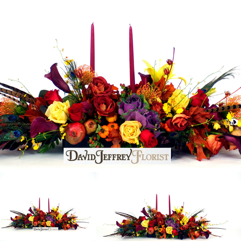 David Jeffrey's Thanksgiving Elegance