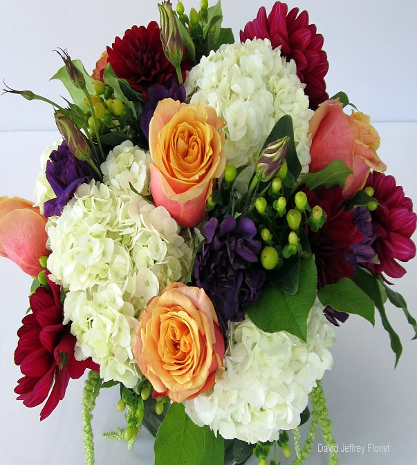 David Jeffrey Florist Designs