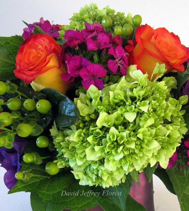 David Jeffrey Florist Contemporary Designs