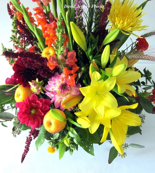 Flower Delivery by David Jeffrey Florist
