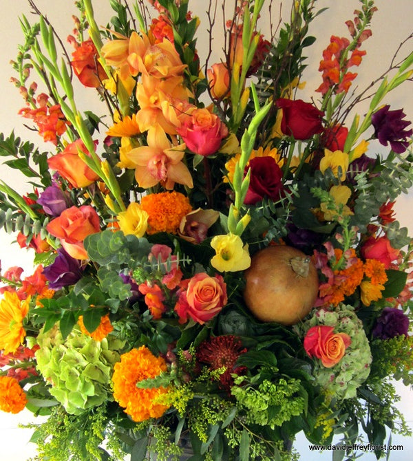 Grand Harvest Bouquet