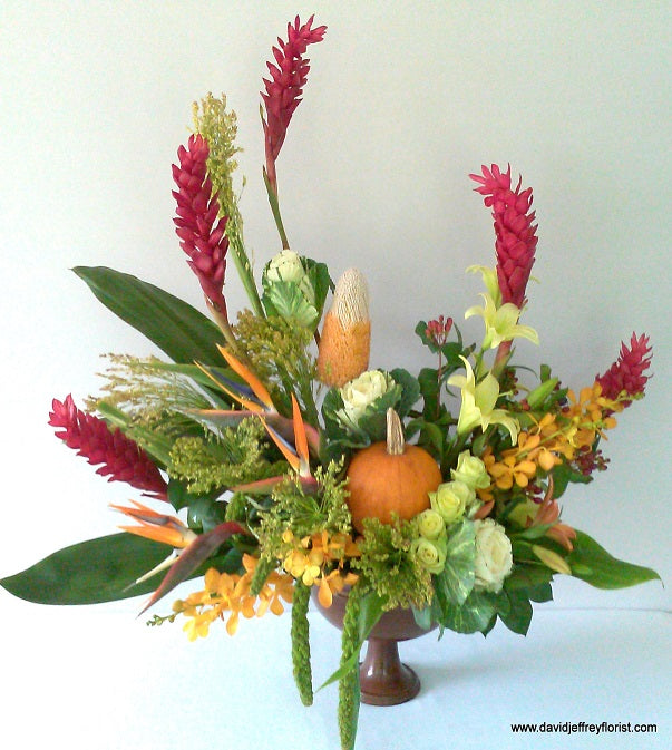 Thanksgiving Floral Arrangements